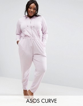 Ruffle Pocket Jumpsuit
