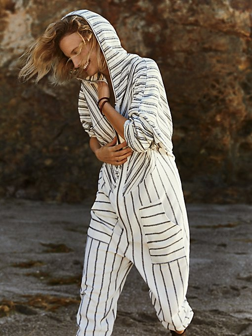 Zip-front Onesie: Stay in your PJs and don't feel bad aboutit